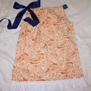Handmade pillowcase dress 3T-5T
